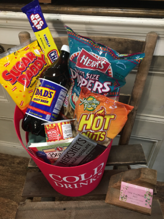 Father's Day Gift Basket Fathers Day