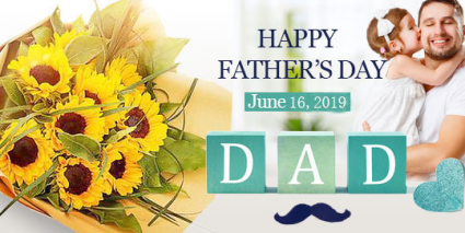 Father's Day June 16th, 2019