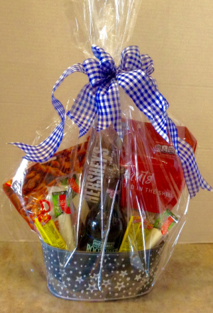 Father's Day Snack Basket Father's Day in Osage, IA | Osage Floral & Gifts