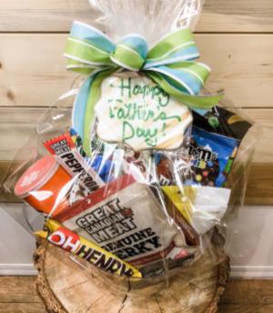 Father's Day Treat Basket ❤️  in Osoyoos, BC | POLKA DOT DOOR