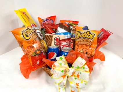 Father's Favorites Gift Basket