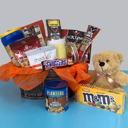 Father's Snack Basket