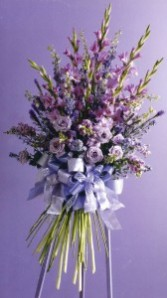 Faux Hand-Tied Bouquet Spray SF-39-31