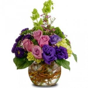 Favorite Colors Bouquet Flower Arrangement