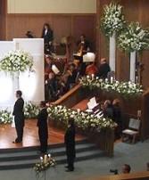 Pedestals/Columns/Candelabra Wedding Ceremony Flowers