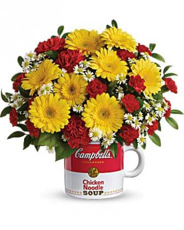 Cambell's  Healthy Wishes Bouquet