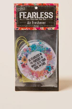 """Fearless"" Air Freshener Natural Life®"