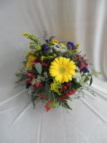 Feel Better Fresh Vased Arrangement