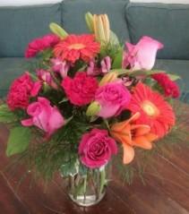 Feeling Hot!Hot!Hot! Bouquet
