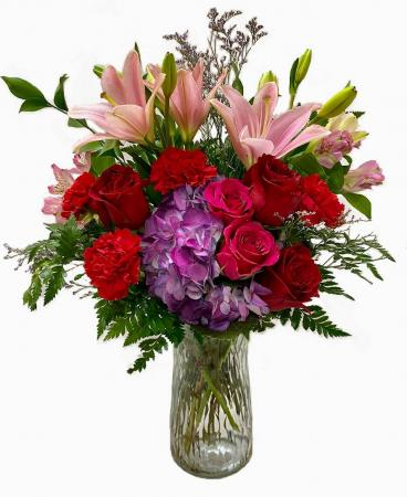 Fell for You Bouquet