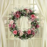 FEMININE FUNERAL WREATH OR SPRAY Funeral Sympathy Piece