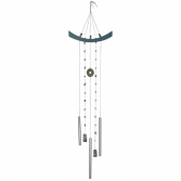Feng Shui Wind Chime Wrapped Gift