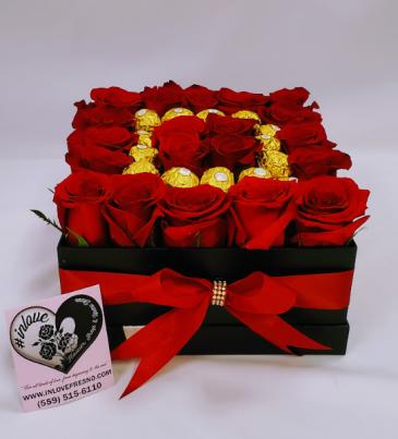 Ferrero-Rose Box