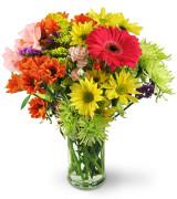 Festival of flowers - 807 Vase arrangement