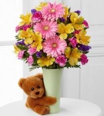 Festive Big Hug Bouquet