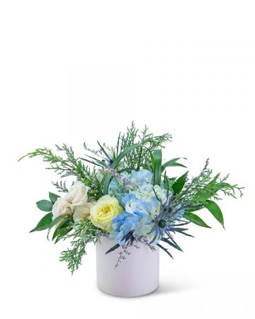 Festive Day Flower Arrangement