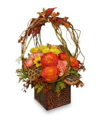 Festive Fall Arrangement