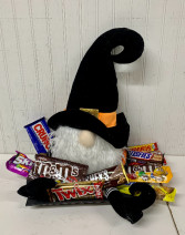 Festive Fall Gnome with Candy Bars