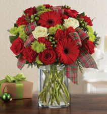 Festive Fanfare Bouquet™ Arrangement