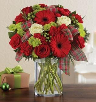 Festive Fanfare Bouquet™ Arrangement