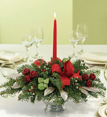 Festive Favorite 1 or 2 Candle Available