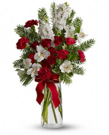 FESTIVE TIME OF YEAR BOUQUET
