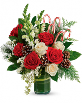Festive Pine Bouquet holiday
