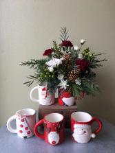 Festive Pines Mug