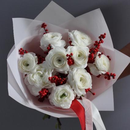 Festive Ranunculus