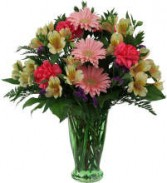 Field of Blooms Vase