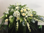 Field of Memories Casket Arrangement