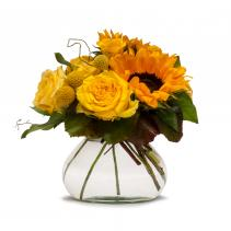 Field of Yellow Arrangement