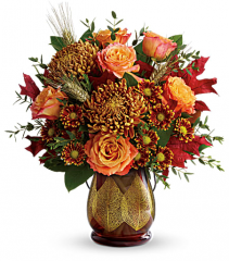 Fields of Amber Bouquet