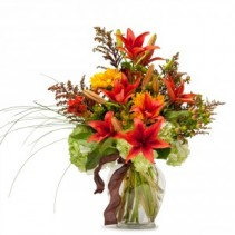Fields of Autumn Arrangement