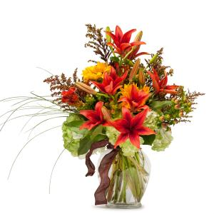 ​Fields of Autumn Arrangement in Fort Smith, AR | EXPRESSIONS FLOWERS, LLC