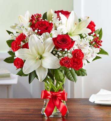 Fields of Europe Bliss  Medium Valentine Arrangement