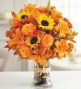 Fields of Fall Bouquet