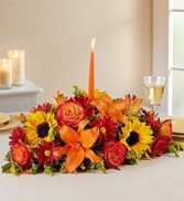 Classic Fall Centerpiece Centerpiece Arrangement