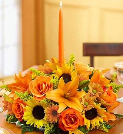 California Fields Fall Centerpiece Autumn Best Seller!