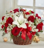 Fields of Europe for Christmas Basket holiday