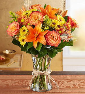 Fields of Europe for Fall  in Oakdale, NY | POSH FLORAL DESIGNS INC.