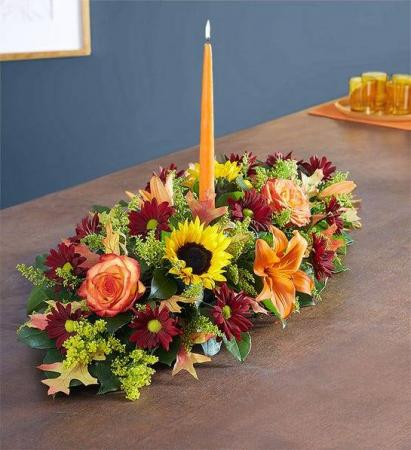 91926S Fields of Europe™ for Fall Centerpiece