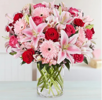 Fields of Europe® Romance- Luxe Arrangement