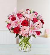 Fields of Europe Romance Luxe Valentine Arrangment