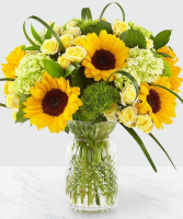 FIELDS OF FALL Vase Arrangement