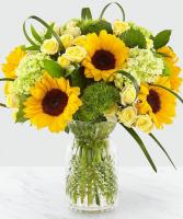 FIELDS OF FALL Vase Arrangement