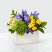 Fields of Iris™ Bouquet  Floral Arrangement