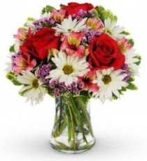 Fields of Love  vase arrangement