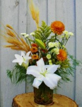 Fields of Wheat  Seasonal Bouquet
