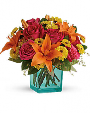 Fiesta Bouquet!  in Allen, TX | Lovejoy Flower and Gift Shop